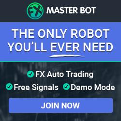 FXMasterBot Banner
