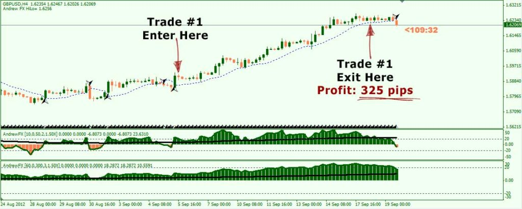 Andrews Forex System Review