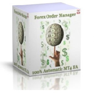 Forex Order Manager