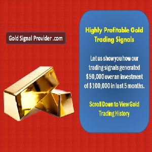 Gold Signal Provider