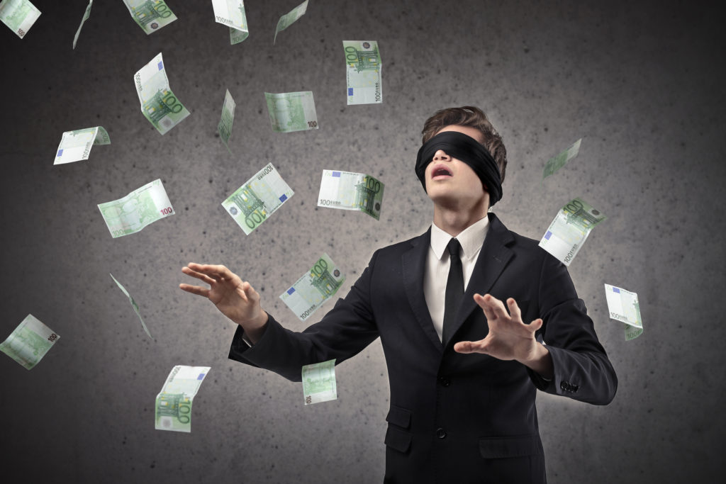 Stop Trading With A Blindfold On!