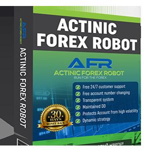 actinic forex robot