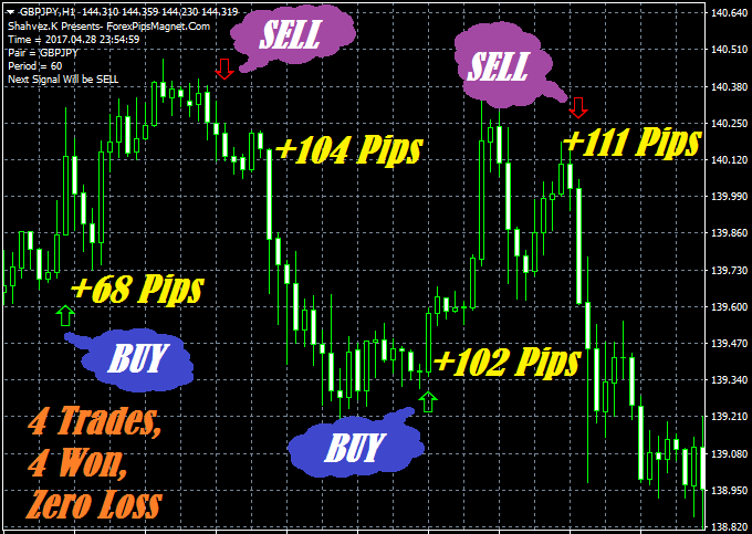 Forex Pips Magnet Indicator Review