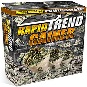 rapid trend gainer