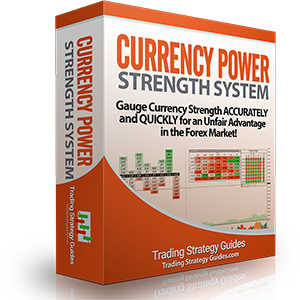 Currency Strength Meter