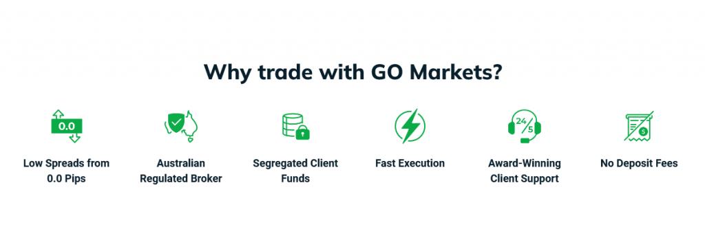 GO Markets Features