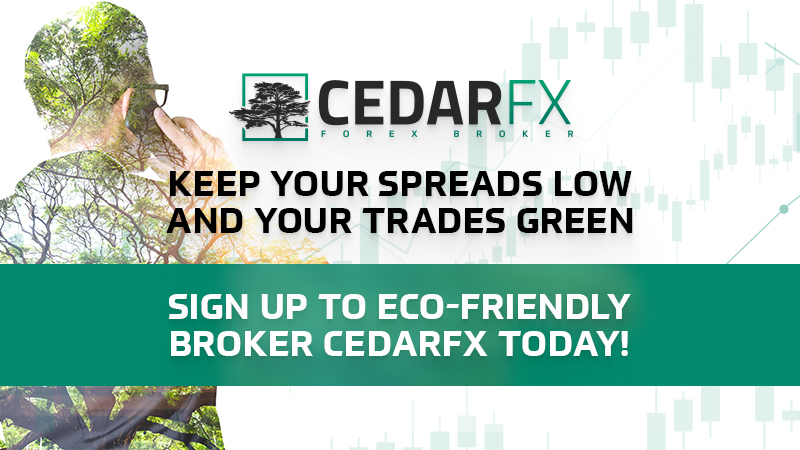 CedarFX Review Eco-Friendly Broker