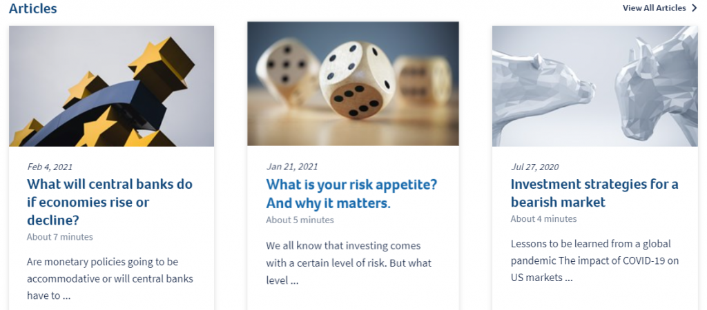 Capital Markets Elite Group Review Learning Articles