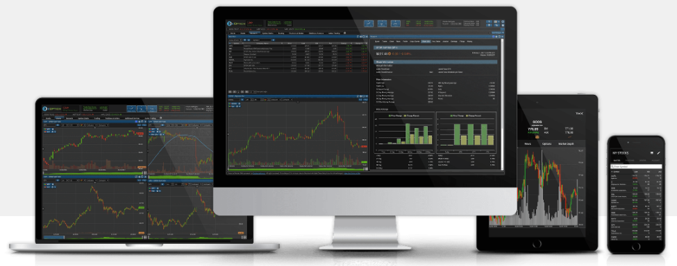EOption Trading Platform