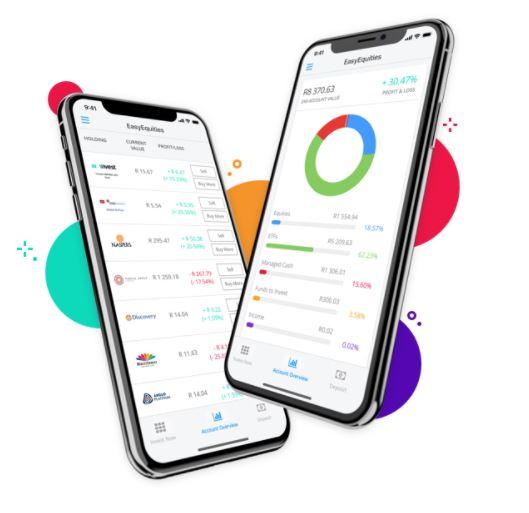 EasyEquities Trading Platform
