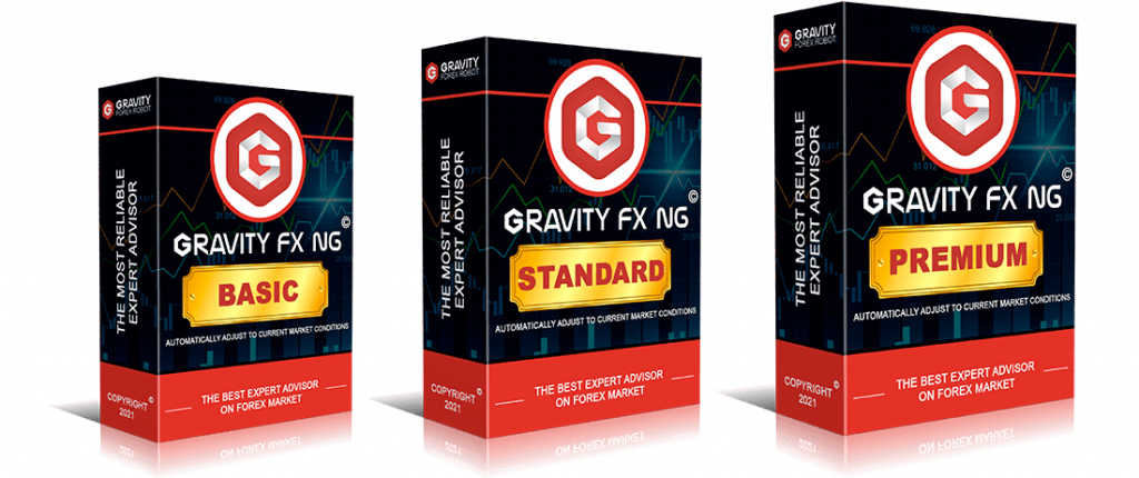 GRAVITY FX NG Packages