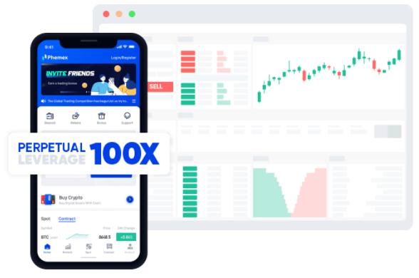 Phemex Trading Platform