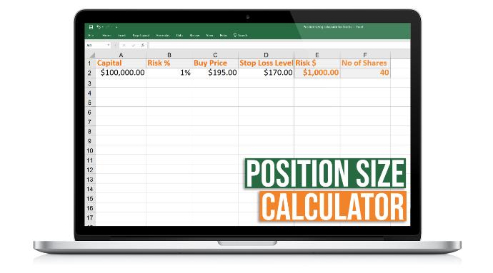 Position Sizing Calculator