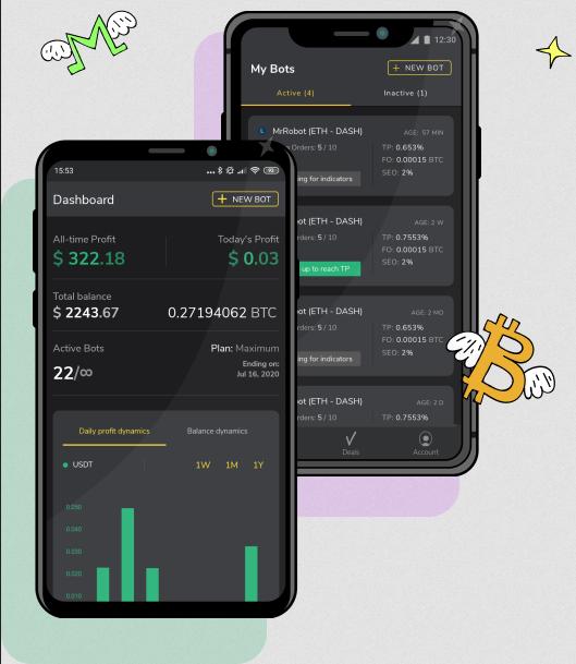 TradeSanta App