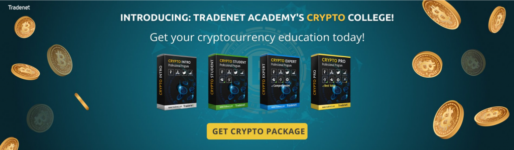 Tradenet Crypto Packages