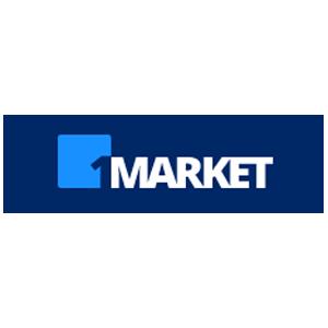 1Market Logo