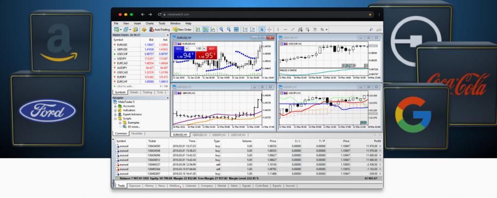1Market Trading Platform