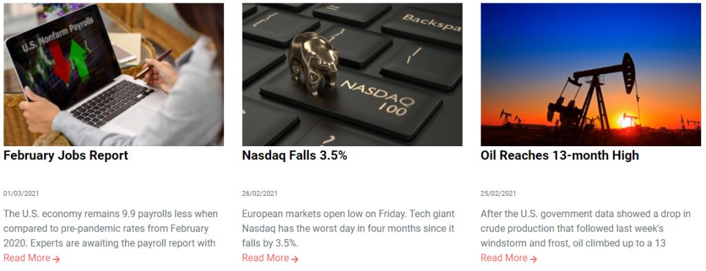 AccepTrade Review Market News