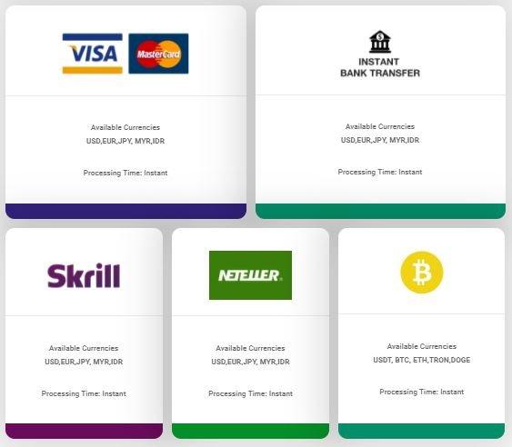 Bold Prime Deposit and Withdrawal Methods