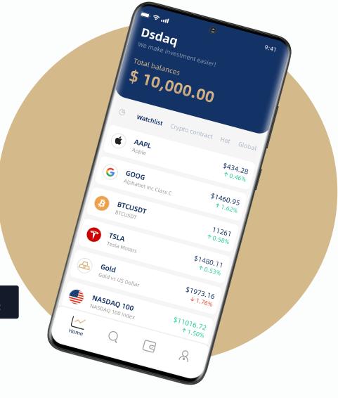 Dsdaq Review Trading Platform