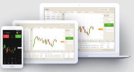 Finzo Markets Trading Platforms