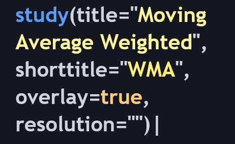 Pine Script Example