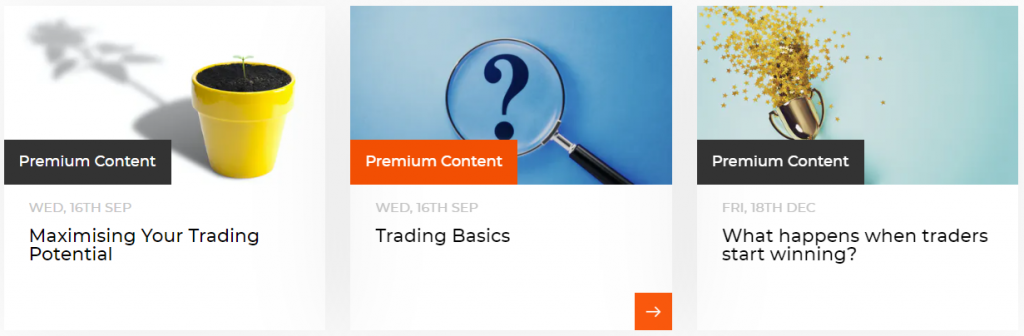 Trade Nation Review Trading Guides