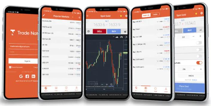 Trade Nation Review Trading Platform