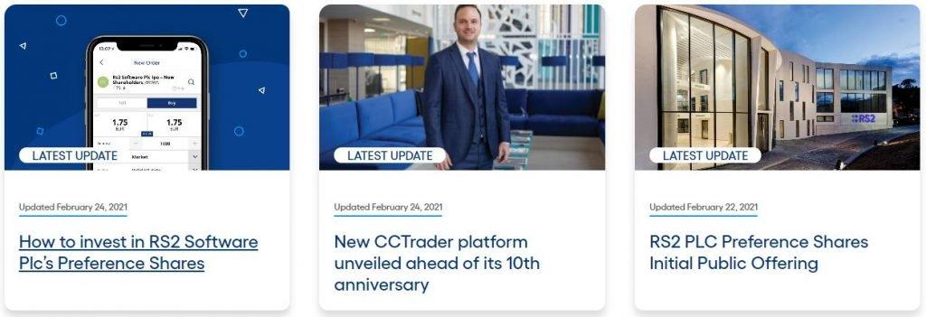 CCTrader News
