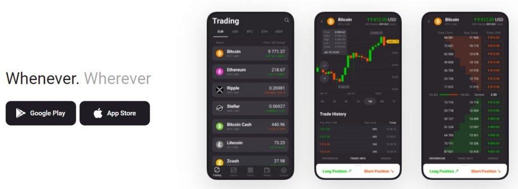 Cryptology Trading Platform