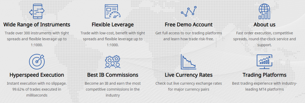 FXLift Features Overview
