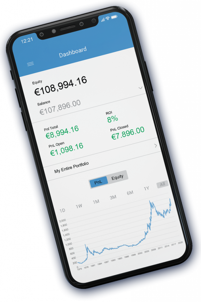 Fiboda Mobile App
