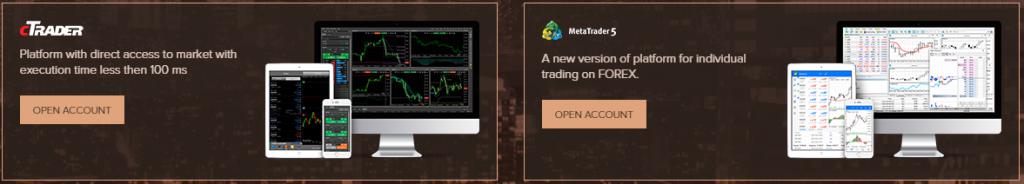 Global FX Review Trading Platform