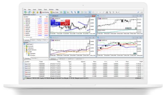 Golden Brokers Trading Platform