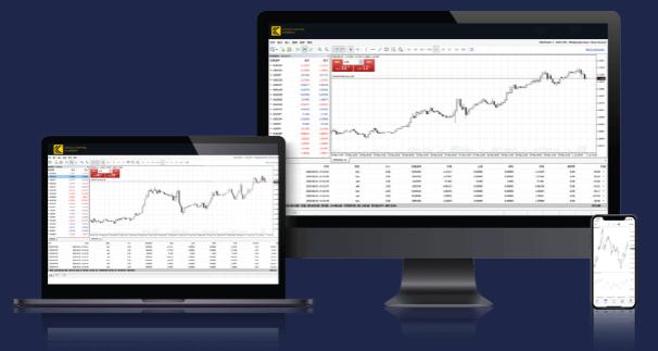 Kohle Capital Markets Trading Platform