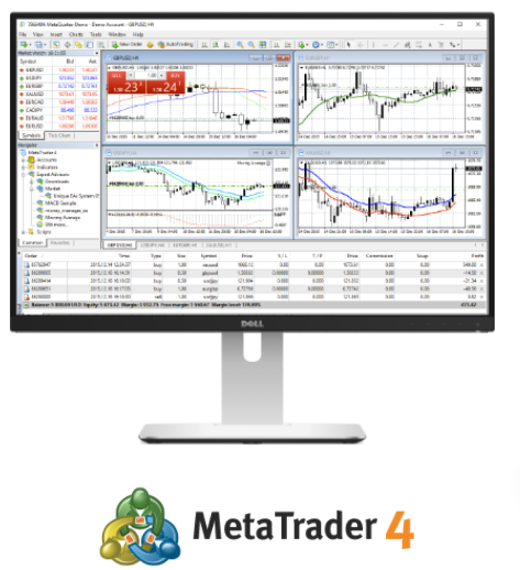 Milton Markets Trading Platform