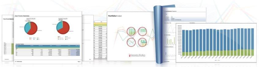 Place Trade Portfolio Analyst Tools