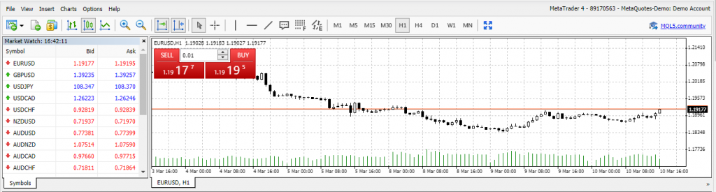 Plus Markets Review Trading Platform