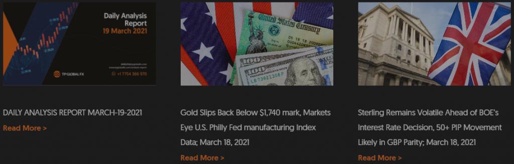 TP Global FX News