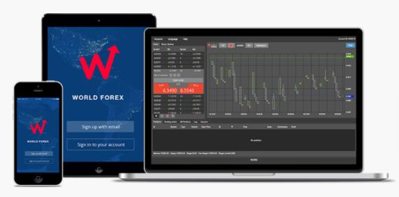World Forex Trading Platform