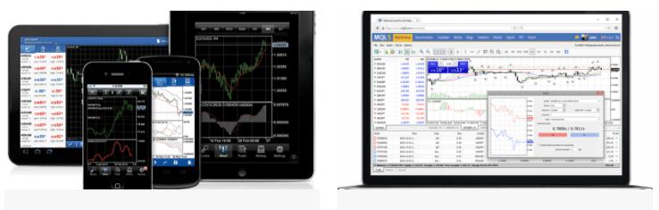 tegasFX Trading Platforms